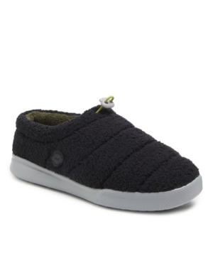 Men's Tatum Teddy Sport Lounge Clog Slippers Men's Shoes