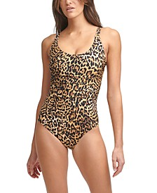 Starburst One-Piece Swimsuit, Created for Macy's