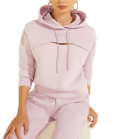 Scuba Arlett Hooded Cutout Sweatshirt