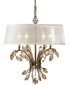 Uttermost Alenya 4-Light Chandelier