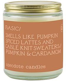 Basic Candle, 7.8-oz.