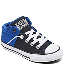Little Boys Chuck Taylor All Star Axel Mid Casual Sneakers from Finish Line