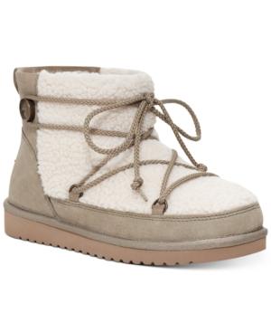 Michon Mini Lace-Up Booties Women's Shoes