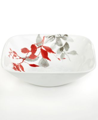 Kyoto Leaves Serving Bowl