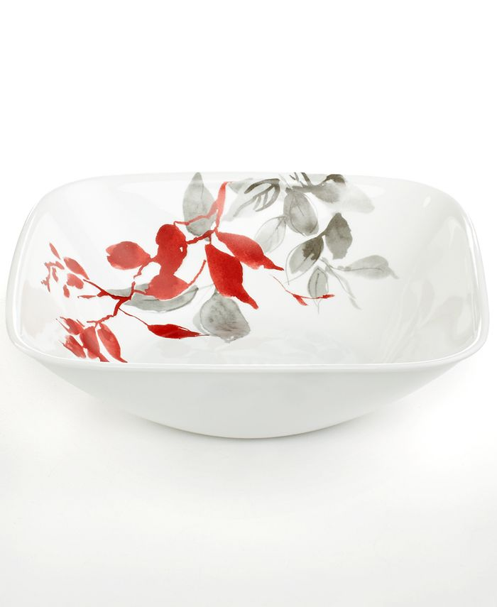 Corelle - Kyoto Leaves Serving Bowl
