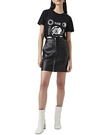 Crolenda Mini Skirt