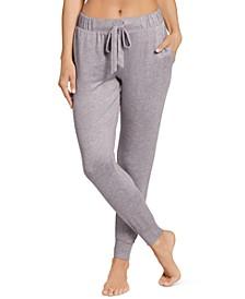 Luxe Lounge Pajama Jogger Pants