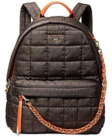 Signature Nylon Slater Medium Backpack