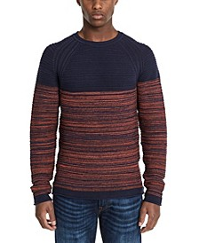 Men's Wawood Two-Toned Sweater