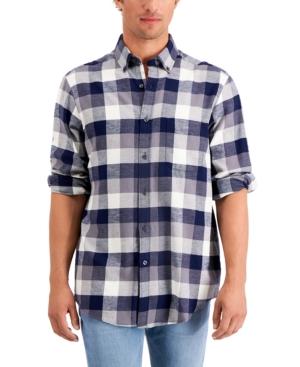 Men's Large Buffalo Check Flannel Shirt