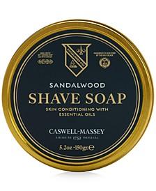 Heritage Sandalwood Shave Soap, 150 g