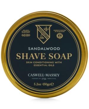 Heritage Sandalwood Shave Soap