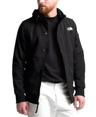 노스페이스 맨 자켓 The North Face Mens Highrail Standard-Fit Hooded Fleece Jacket
