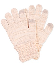 Solid Shine Gloves, Created for Macy's