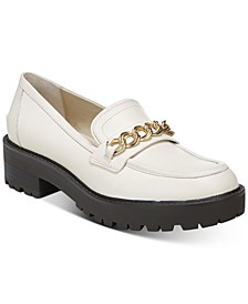 Women's Taelor Chained Lug-Sole Loafers
