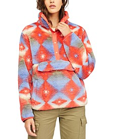 A/Div Juniors' Switchback Pullover