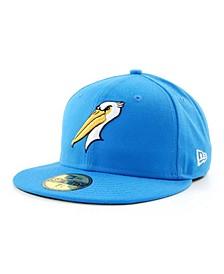 Myrtle Beach Pelicans MiLB 59FIFTY Cap