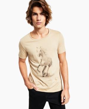 Men's Horse T-Shirt