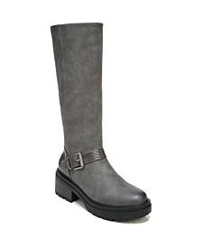 Adler Wide Calf High Shaft Boots