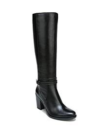 Kalina Narrow Calf High Shaft Boots
