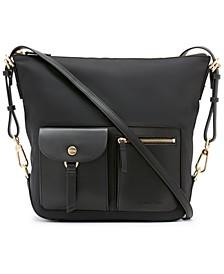 Rossa Nylon Convertible Backpack