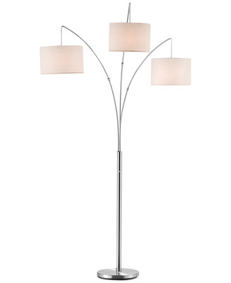 Adesso Trinity Arc Floor Lamp Lighting Amp Lamps Home