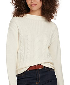 Foxton Cotton Knit Sweater