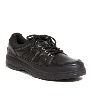 Men's Officer Memory Foam Non Marking Sr Dress Comfort Oxfords Men's Shoes