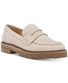 Elia Lug Sole Loafers