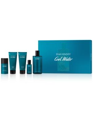 Men's 5-Pc. Cool Water Eau de Toilette Gift Set