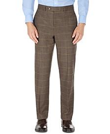 Men's Pattern Classic-Fit UltraFlex Stretch Dress Pants