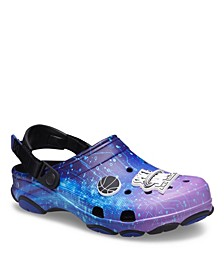 Big Kids Space Jam Classic Clogs from Finish Line
