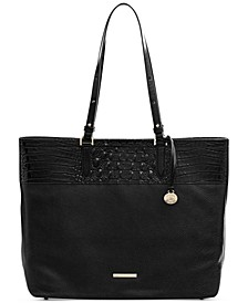 Tansey Leather Tote