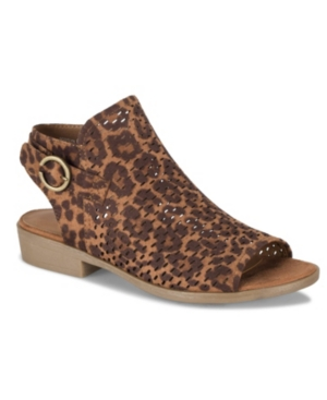 Scotlyn Open Toe Women's Flat Women's Shoes