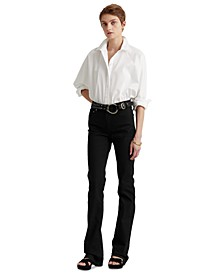 Superstretch High-Rise Bootleg Jeans