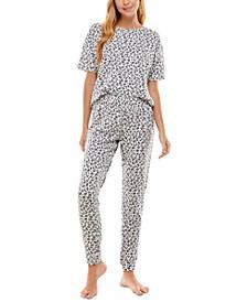 Brushed Butter Knit Pajama Set