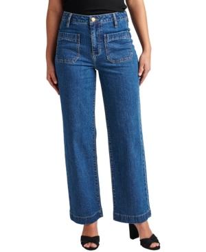 Jeans Women's Sophia High Rise Ankle Wide Leg Jeans