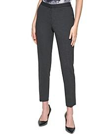 Petite Slim-Leg Pants