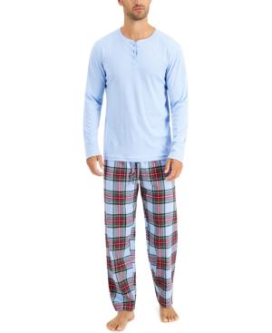 Matching Men's Mix It Tartan Family Pajama Set