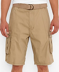 Men's Snap Cargo Shorts
