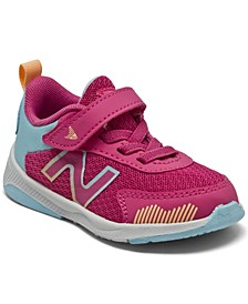 Toddler Girls Wide 545 Stay-Put Closure Running Sneakers from Finish Line