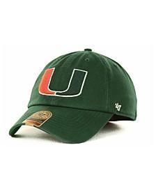 '47 Brand Miami Hurricanes Franchise Cap