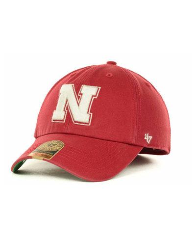 '47 Brand Nebraska Cornhuskers Franchise Cap