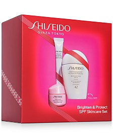 3-Pc. Brighten & Protect SPF Skincare Set, Created For Macy's
