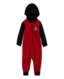 By Nike Baby Boy Jumpman Hooded Coveralls