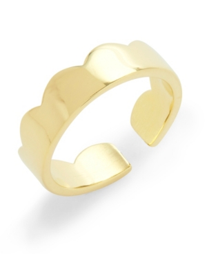 Willa 14K Gold Plated Ring