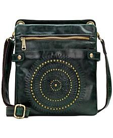 Francesca Leather Crossbody