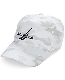 Men's Jersey Camo Print Baseball Hat
