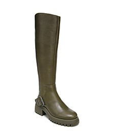 Julie Wide Calf High Shaft Boots