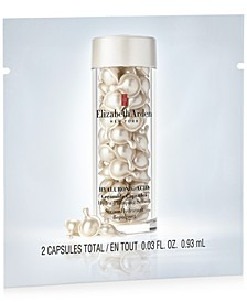 Receive a FREE 2-pc. HA Capsule Gift with any $56 Elizabeth Arden Purchase